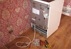 Подключение электроплиты. Копейские электрики.