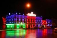 Наружное освещение: архитектурное освещение зданий и фасадов в г.Копейск